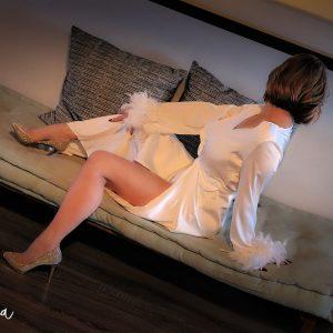 Mistress in Satin